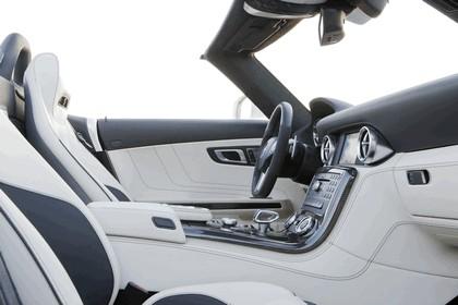 2011 Mercedes-Benz SLS AMG roadster 129