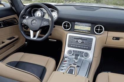 2011 Mercedes-Benz SLS AMG roadster 133