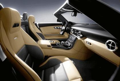 2011 Mercedes-Benz SLS AMG roadster 136