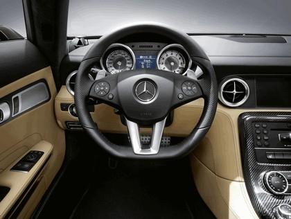 2011 Mercedes-Benz SLS AMG roadster 138