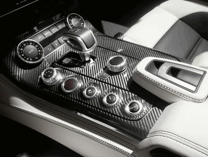 2011 Mercedes-Benz SLS AMG roadster 140