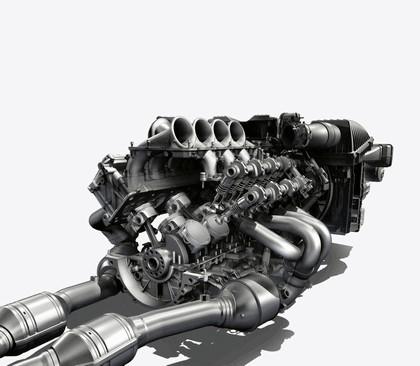 2011 Mercedes-Benz SLS AMG roadster 148