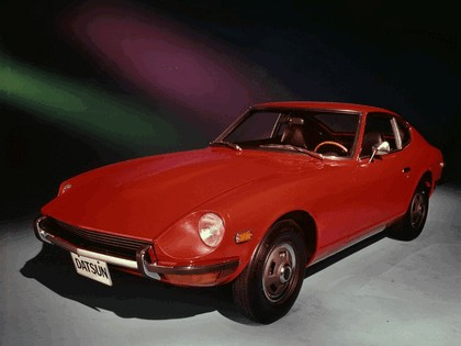 1969 Datsun 240Z ( HS30 ) 11