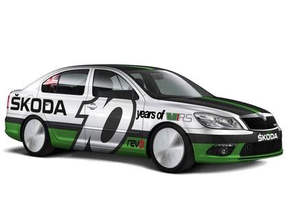 2011 Skoda Octavia RS Bonneville 1