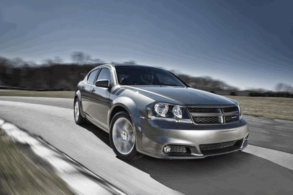 2012 Dodge Avenger RT 10