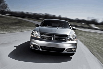 2012 Dodge Avenger RT 11