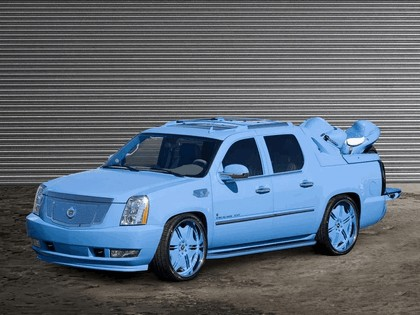 2006 Cadillac Escalade EXT by DUB Partner 1