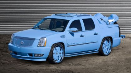 2006 Cadillac Escalade EXT by DUB Partner 6