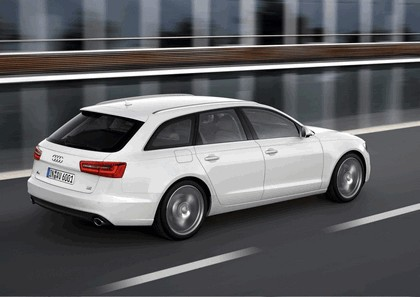 2011 Audi A6 Avant 3.0 TDi 6