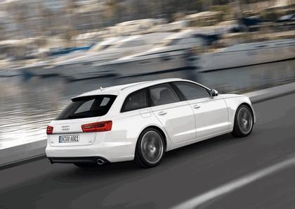 2011 Audi A6 Avant 3.0 TDi 8