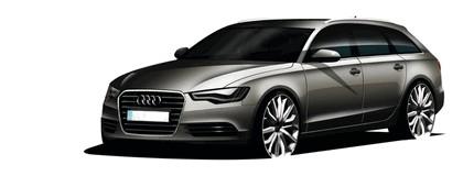 2011 Audi A6 Avant 3.0 TDi 19