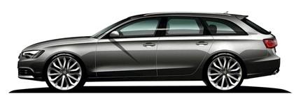 2011 Audi A6 Avant 3.0 TDi 20