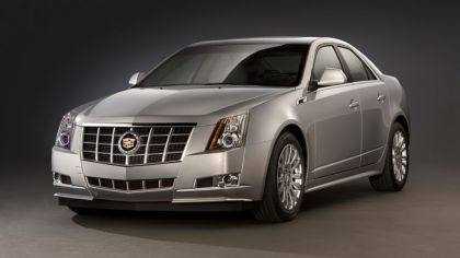 2012 Cadillac CTS sedan 6