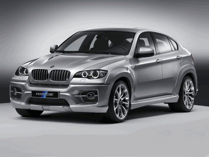 2011 BMW X6 by Hartge 1