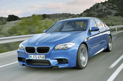2011 BMW M5 ( F10 ) 25