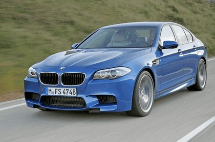 2011 BMW M5 ( F10 ) 29