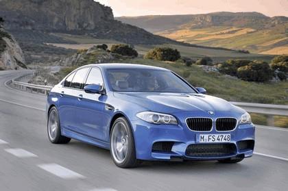 2011 BMW M5 ( F10 ) 30