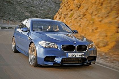 2011 BMW M5 ( F10 ) 34