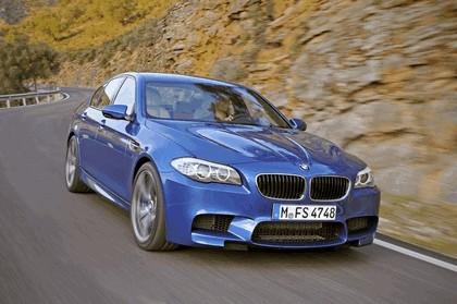 2011 BMW M5 ( F10 ) 35