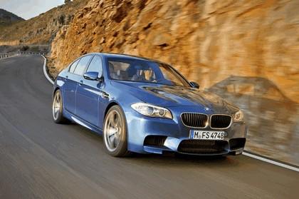 2011 BMW M5 ( F10 ) 36