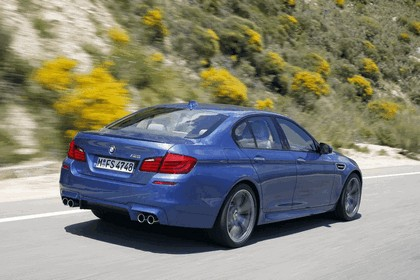 2011 BMW M5 ( F10 ) 83