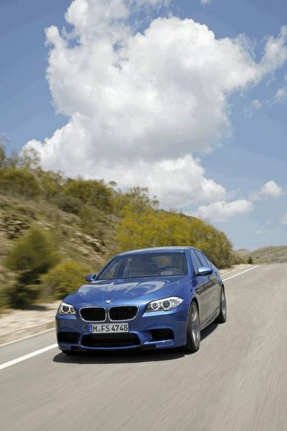 2011 BMW M5 ( F10 ) 86