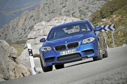 2011 BMW M5 ( F10 ) 98