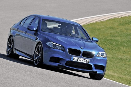 2011 BMW M5 ( F10 ) 102