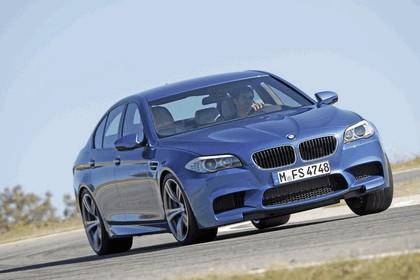 2011 BMW M5 ( F10 ) 110