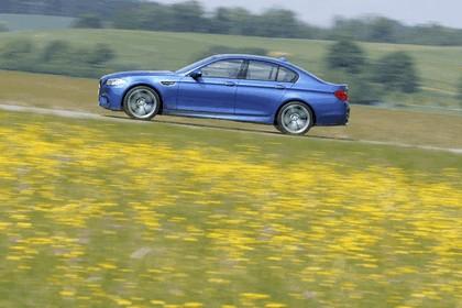 2011 BMW M5 ( F10 ) 113