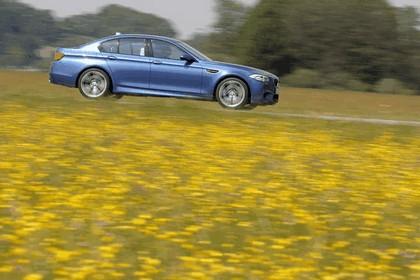 2011 BMW M5 ( F10 ) 119