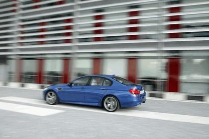 2011 BMW M5 ( F10 ) 127