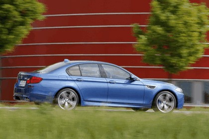 2011 BMW M5 ( F10 ) 136