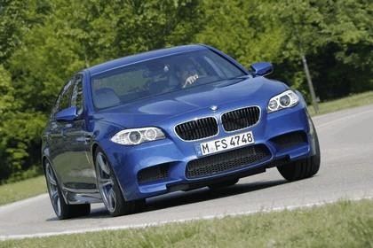 2011 BMW M5 ( F10 ) 141