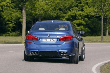 2011 BMW M5 ( F10 ) 143