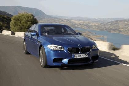 2011 BMW M5 ( F10 ) 155