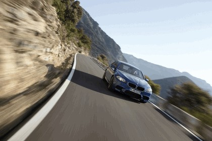 2011 BMW M5 ( F10 ) 156