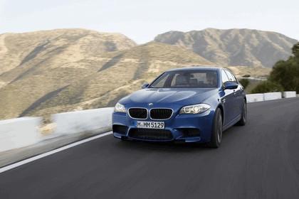 2011 BMW M5 ( F10 ) 158