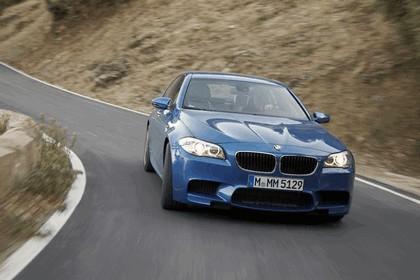 2011 BMW M5 ( F10 ) 160