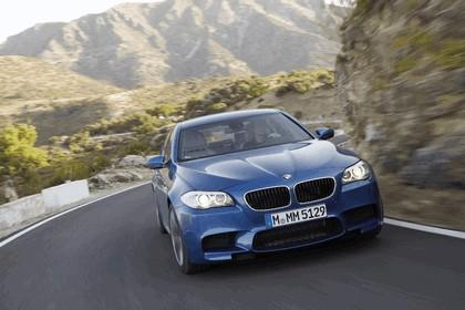2011 BMW M5 ( F10 ) 161