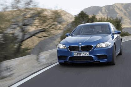 2011 BMW M5 ( F10 ) 163