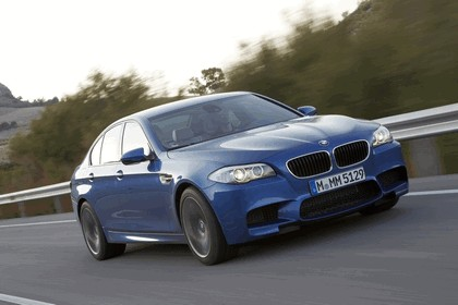 2011 BMW M5 ( F10 ) 170