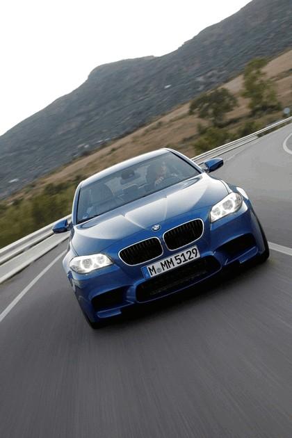 2011 BMW M5 ( F10 ) 172