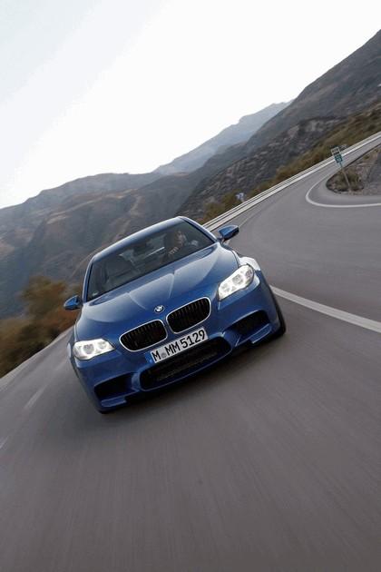 2011 BMW M5 ( F10 ) 173