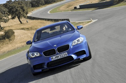 2011 BMW M5 ( F10 ) 176