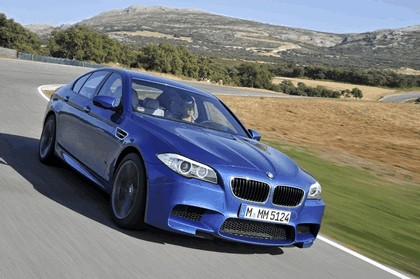 2011 BMW M5 ( F10 ) 178