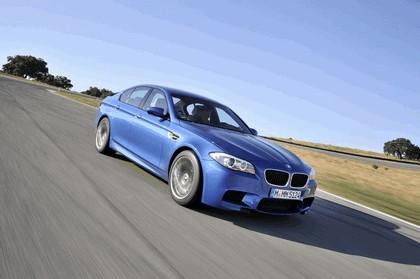 2011 BMW M5 ( F10 ) 179