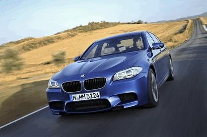 2011 BMW M5 ( F10 ) 182