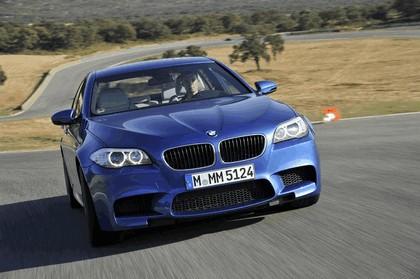2011 BMW M5 ( F10 ) 183