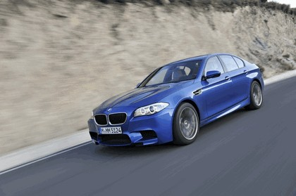 2011 BMW M5 ( F10 ) 187
